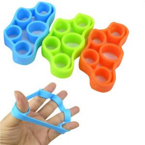 Hand Catcher Silicone Finger Expander Exercise Hand Strength Hand Grip Trainer F