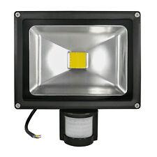 20W 30W LED Flutlicht Außenstrahler LED Außenfluter mit Bewegungsmelder