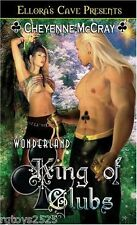 King of Clubs by Cheyenne McCray Ellora's Cave Paranormal Erotic Romance 04 New