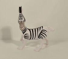 "2008 Marty Zebra 4.25"" McDonald's Action Figure #2 Madagascar Escape 2 Africa"