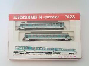 Fleischmann piccolo N 7428 dans son emballage