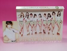 CD+DVD Girls Generation Gee JAPAN Limited Photocard Tiffany SNSD
