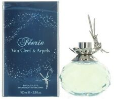 Feerie by Van Cleef & Arpels for Women EDT Perfume Spray 3.3 oz. New in Box
