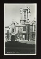 Glos CHELTENHAM College Judges Proof Card c1950/60s? photo