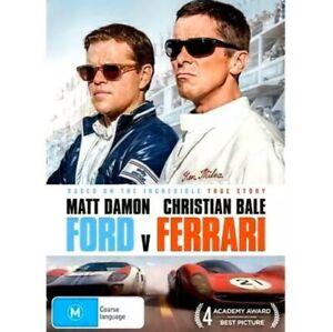 Ford V Ferrari (DVD, 2020) Region 4 - Australia