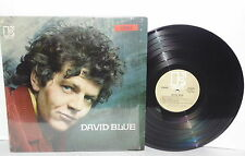 DAVID BLUE LP Vinyl Stereo Elektra EKS74003 Folk Rock I'd Like To Know Justine
