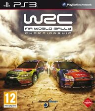 ELDORADODUJEU     WRC WORLD RALLY CHAMPIONSHIP PLAYSTATION 3 PS3 NEUF VF