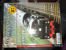 23$$ Revues Correspondances Ferroviaires n°23 1-141 TB / Metro Paris / Sezanne