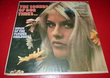 LP Album vinyl The Sounds of Our Times Play Music of the Flower Children !