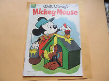 1954 COMIC BOOK NO.33  WALT DISNEY MICKEY MOUSE