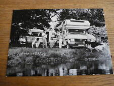 HYMER HYMERMOBIL B 550 MOTORHOME ORIGINAL PRESS PHOTO