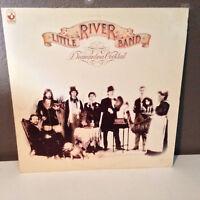 LITTLE RIVER BAND - Diamantina Cocktail - Vinyl Record LP - EX