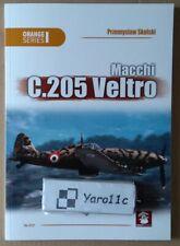 Macchi C.205 Veltro, P. Skulski - MMP Books (Orange Series) *N*E*W*