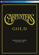 CARPENTERS - GOLD-GREATEST HITS  DVD NEW+