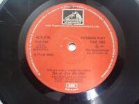 RANI ROOPLATA CHORUS KULDIP SINGH URDU MUSLIM RELIGIOUS rare EP RECORD 1980 VG-
