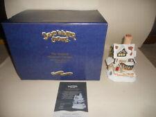 """1994 David Winter """"The Toymaker"""" Winterville Collection Original Box & Coa"""
