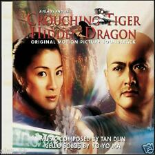 CD SALE! ~ CROUCHING TIGER HIDDEN DRAGON ~ ORIGINAL MOTION PICTURE SOUNDTRACK