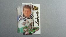2000 NASCAR Press Pass Premium Champs & Challengers Bobby Labonte #56 Diecut SP