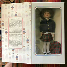 "New Betsy McCall 14"" Robert Tonner Collector Doll-First Day of School-1997 Boxed"