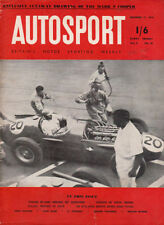 Autosport December 17th 1954 *Morris Minor Test*