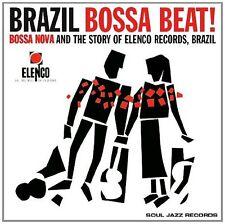 Various Artists - Brazil Bossa Beat (CD, 2011) Soul Jazz Records