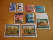 Italien, 1950, 1957, 1968, 1979, diverse Michelnummern, postfrisch