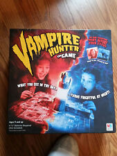 Vampire Hunter Electronic Board Game Light Up Tower 2002 Complete