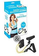 Leslie Sansone Walk Your Way Thin 3 MILE CALORIE BLAST with WALK AWAY BELT (DVD)