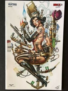 Grimm Fairy Tales Hunters Shadowlands 3D Fan Expo Canada Jamie Tyndall LE350 NM-