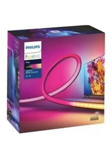 """Philips Hue Play Gradient Lightstrip for 75""""+ TVs- In Hand - Sold Out Online"""