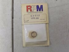 RPM OPS 3.5 K & B 3.5 Motor & Engine Parts & Accs