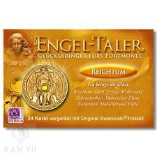 Münzen mit Engel-Glücksbringer Feng Shui