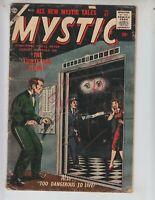 "Mystic 61 Good (2.0) 8/57 Atlas! ""The Thirteenth Floor!"""