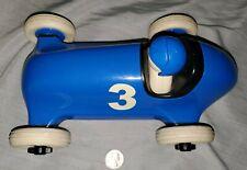 Playforever Bruno Racing Car Blue #3 PL101 CL3 04/2011 Made In UK