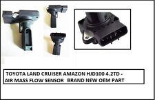 Fits: toyota land cruiser amazon 4.2TD HDJ100 moteur masse d'air capteur de débit 98-07
