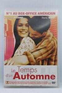 """dvd """" le temps d'un automne """" mandy moore / Shane Wes"""