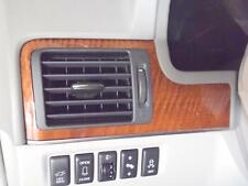 08 09 10 INFINITI QX56: Right & Left Wood Grain Dash Trim Bezels