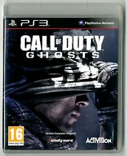 JEU PS3 ★ CALL OF DUTY GHOSTS ★ COMPLET ★ SONY PLAYSTATION 3