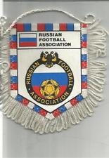 Raro GAGLIARDETTO Pennant CALCIO SOCCER FOOTBALL RUSSIAN FOOTBALL ASSOCIATION