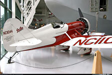 "Giant Scale RC AIrplane Rolled Plans & Templates  1/4 Scale Gee Bee ""E"""