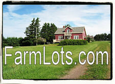Farm Lots .com Wisconsin Michigan Ranch Estates Farms Auction Domain Name 4 Sale