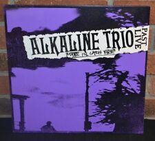 ALKALINE TRIO - Maybe I'll Catch Fire : Past Live LP, Ltd PURPLE COLORED VINYL