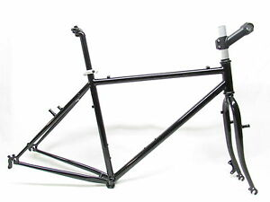 Rsp Raleigh 700c Touring Frame 4130 Cromoly D/Butted Vintage Nos Without Forks