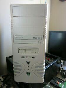 vintage AMD SEMPRON 3200+ 1.8GHz 533MHz desktop computer