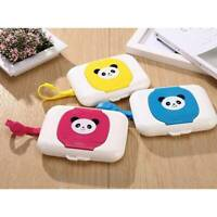 Baby Wet Tissue Paper Case Care Baby Wipes Napkin Storage Box Holder Containers~