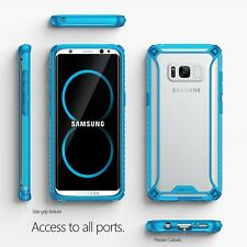 Poetic For Samsung Galaxy S8 Plus Case [Affinity Series] Bumper Cover 3 Color