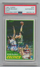 KEVIN MCHALE SIGNED 1980 TOPPS ROOKIE CARD PSA ENCAPSULATED 28375118