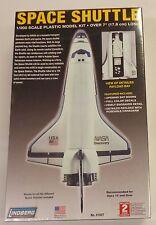 Lindberg 1/200 Nasa Space Shuttle Model Kit New