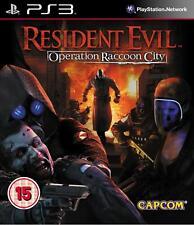 Resident EVIL: operación Raccoon City (BBFC) (PS3) (Nuevo)