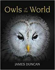 Owls of the World  (Paperback) NEW